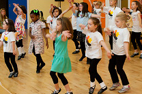 McCole School of Irish Dance for children
